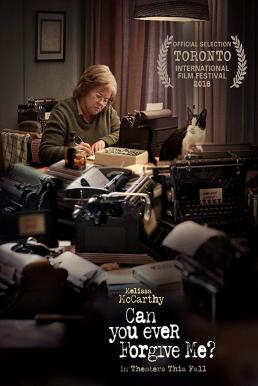 Can You Ever Forgive Me- (2018)