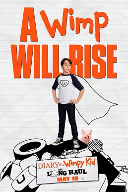 Diary of a Wimpy Kid- The Long Haul (2017)