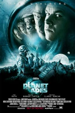 Planet of the Apes พิภพวานร (2001)