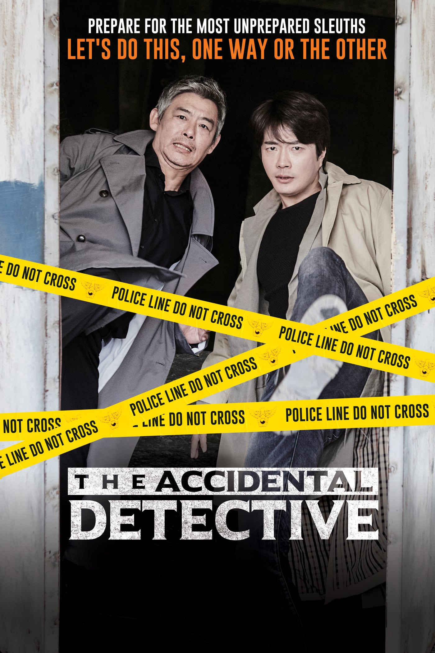 The Accidental Detective (Tam jeong deo bigining) ปริศนาฆาตกร (2015)