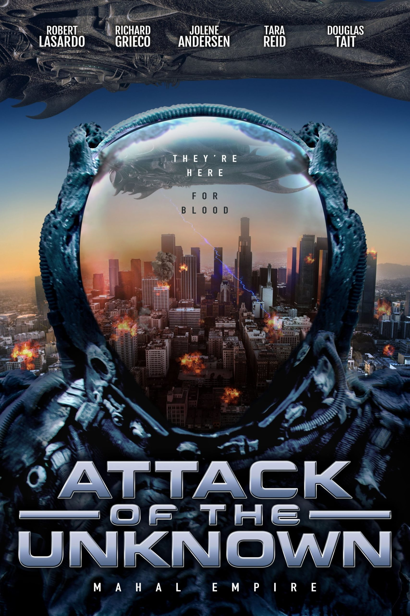 Attack of the Unknown (2020) HDTV