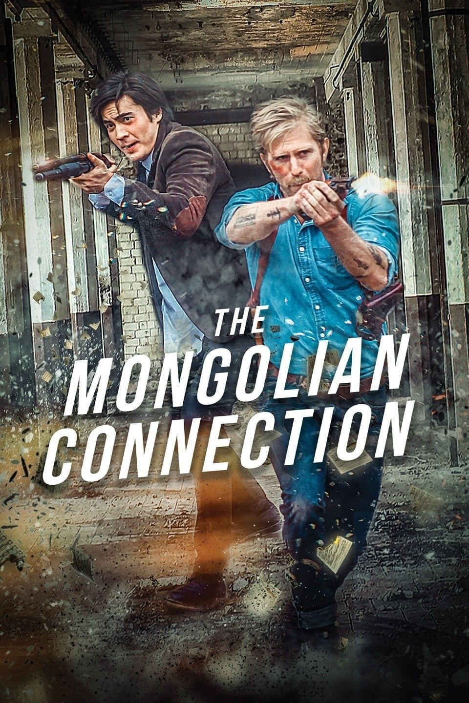 The Mongolian Connection (2019) HDTV