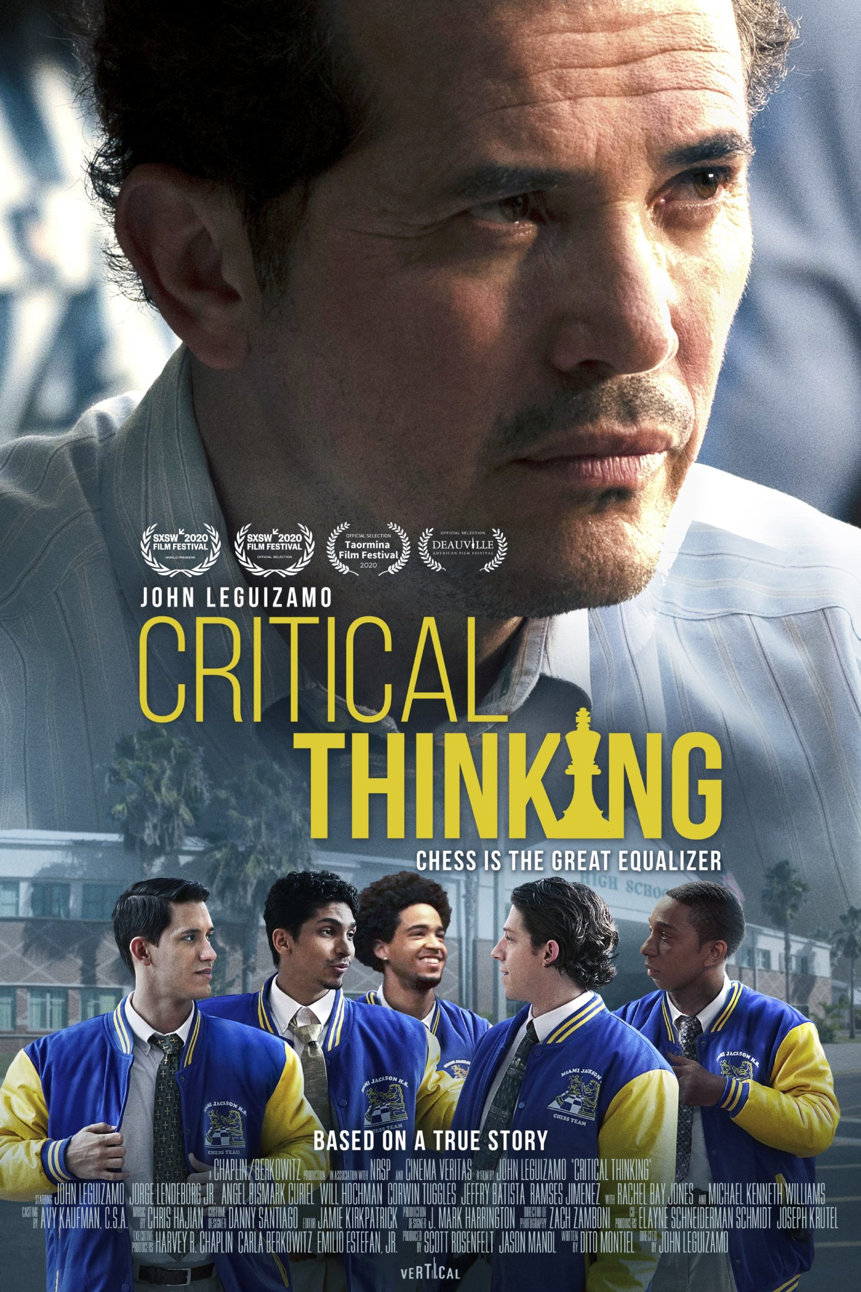 Critical Thinking (2020) HDTV