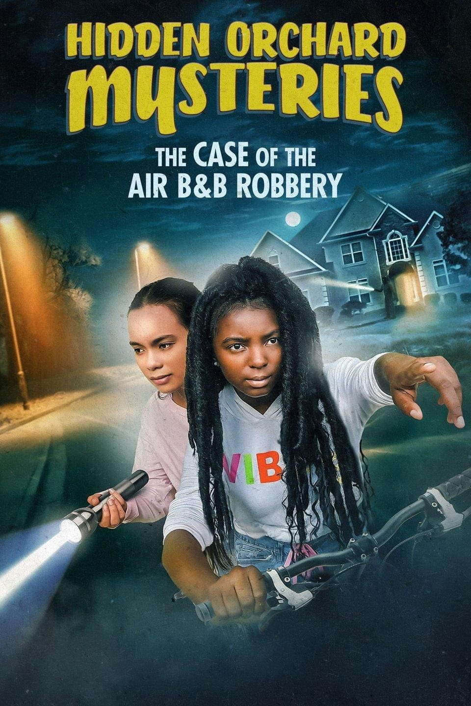 Hidden Orchard Mysteries- The Case of the Air B and B Robbery (2020)
