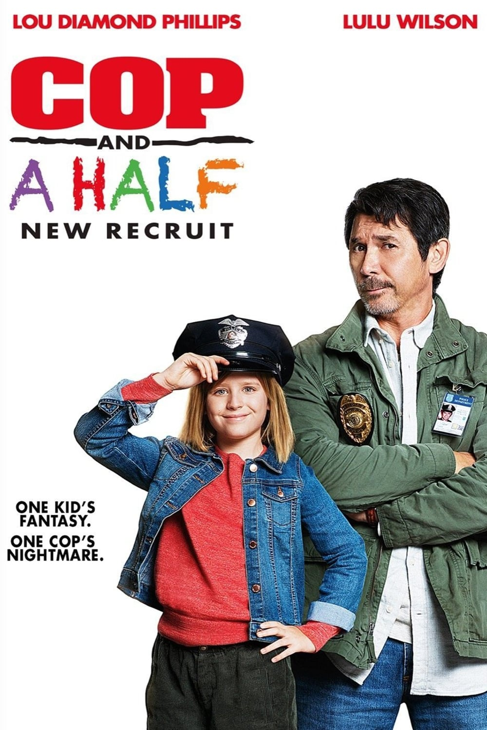 Cop and a Half- New Recruit (2017)